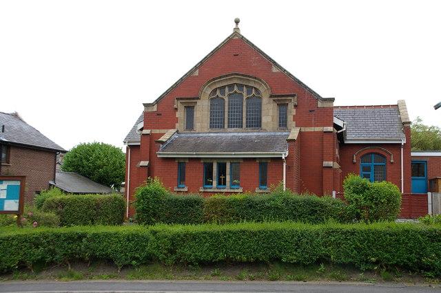 Langho Methodist Church