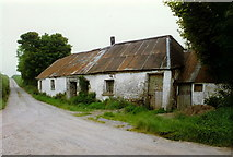 O1166 : Old smithy at Kennetstown, Co. Meath by Kieran Campbell