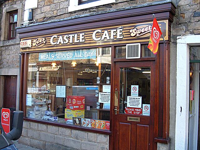 Castle Cafe, Barnard Castle
