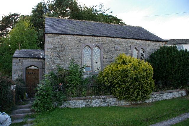 Helton Methodist Chapel