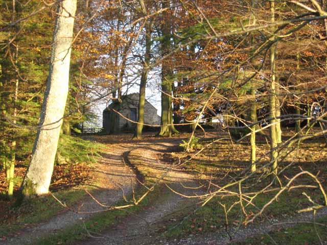Barn at Saugh House