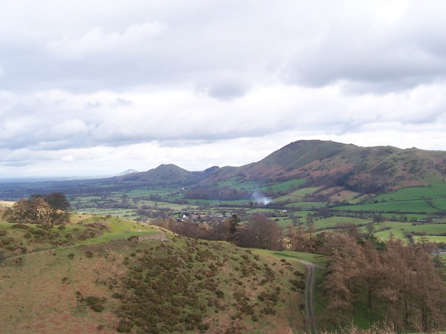 View from Long Mynd