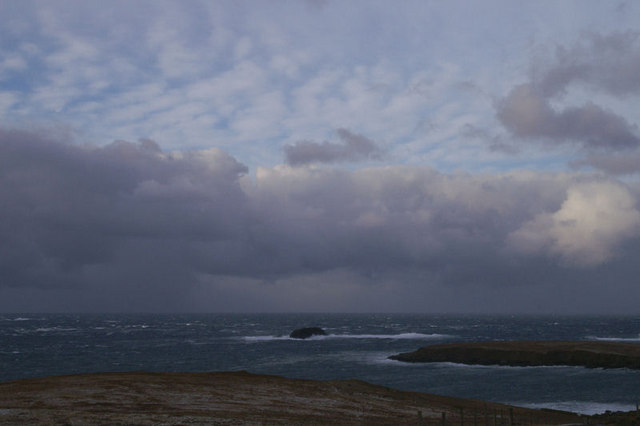 Houllnan Ness and the Vere
