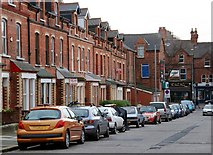 J3372 : Ireton Street, Belfast by Albert Bridge