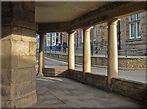NZ0516 : Market Cross, Barnard Castle by michael ely