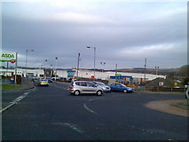 NS4075 : St James Retail Park by Stephen Sweeney