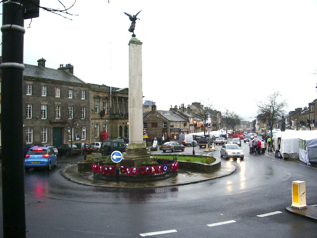 War Memorial, Skipton