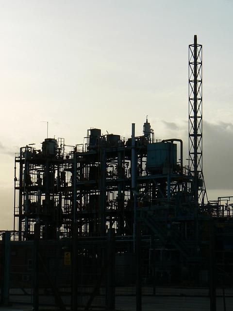 Rhodia chemical plant, Avonmouth