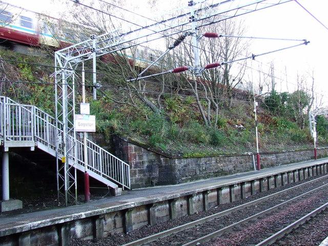 Bogston Station