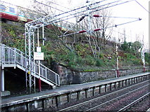 NS3074 : Bogston Station by Thomas Nugent