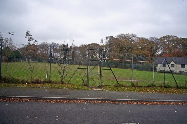 Sparkwell football pitch