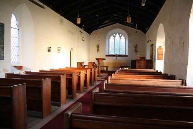 All Saints' church, Goulceby