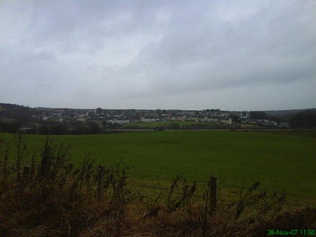 Field just off Cathburn road