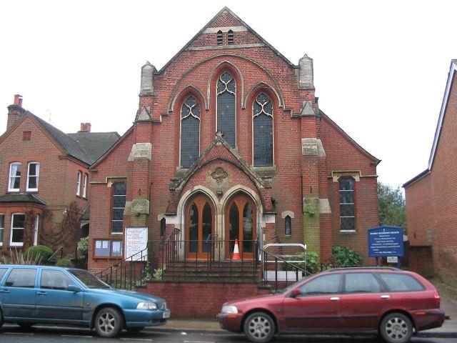 Romsey Methodist Church