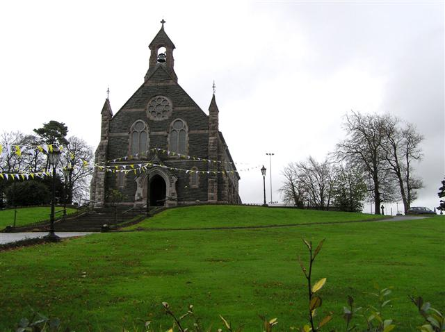 RC Church at Killyfaddy