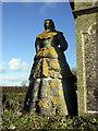 SN0024 : Scollock West memorial (7) Martha's dress by ceridwen