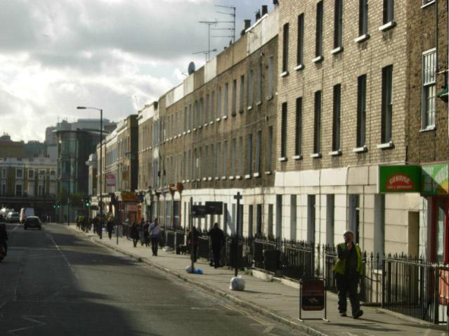 Caledonian Road, King's Cross