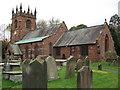 SJ3971 : St. Oswald's Church, Backford by Adie Jackson