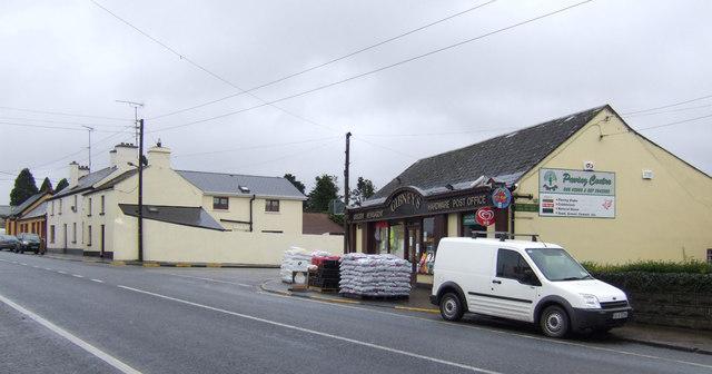 Gibney's general store, Carnaross, Co. Meath