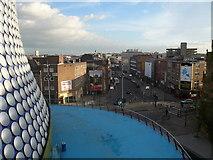 SP0786 : Birmingham Street View from Selfridges Building by Alan Heardman