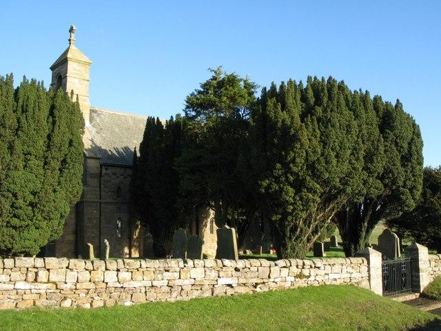 Ryal Church