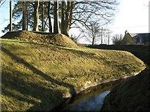 NY9875 : Whittledean Watercourse near Hallington Hall by Mike Quinn