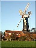 TA0233 : Skidby Windmill by Paul Glazzard
