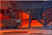 NZ5625 : Redcar Blast Furnace by Mick Garratt