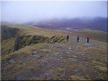 NH1462 : Fionn Bheinn by Callum Black