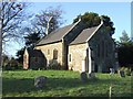 TF3687 : The Church of St Andrew, Stewton by Dave Hitchborne