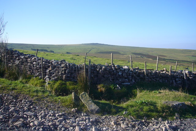 White Tor from Baggator Gate