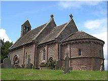 SO4430 : Kilpeck Church by Philip Pankhurst