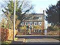 TL1446 : The Grange, Northill by David Kemp