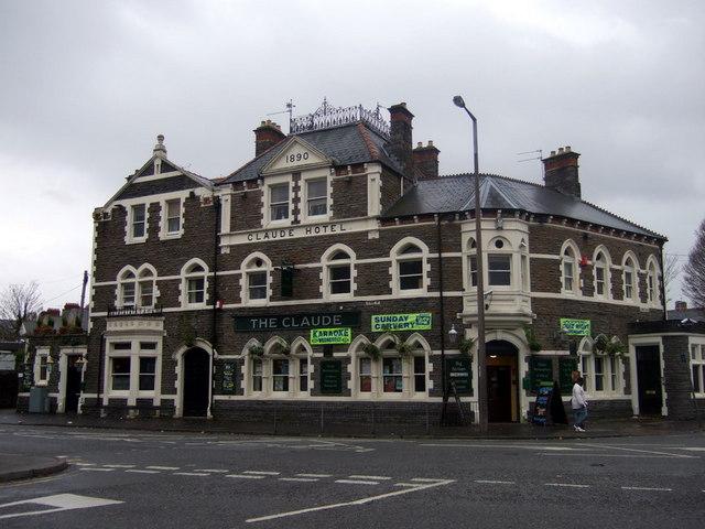 The Claude Hotel, Roath