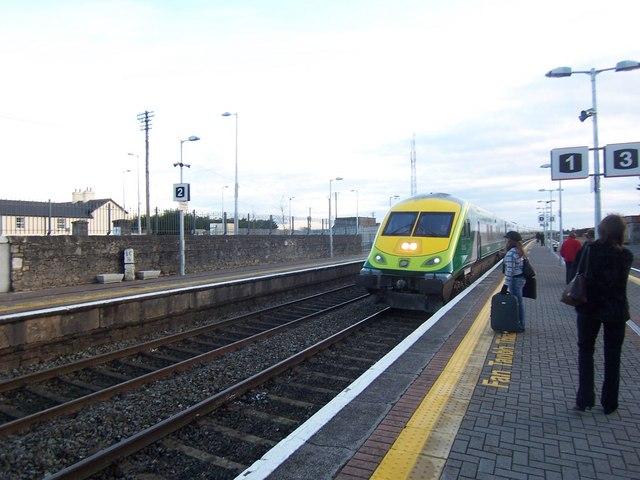 The Dublin Train
