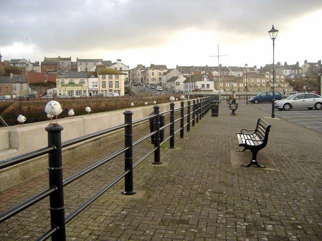 South Quay