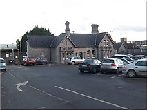 S1258 : Thurles Railway Station by Brian Shaw