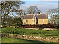 NZ0182 : Kirkharle Manor by Mike Quinn