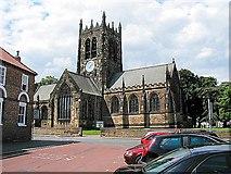 SE3694 : All Saints Church, Northallerton by John Lucas