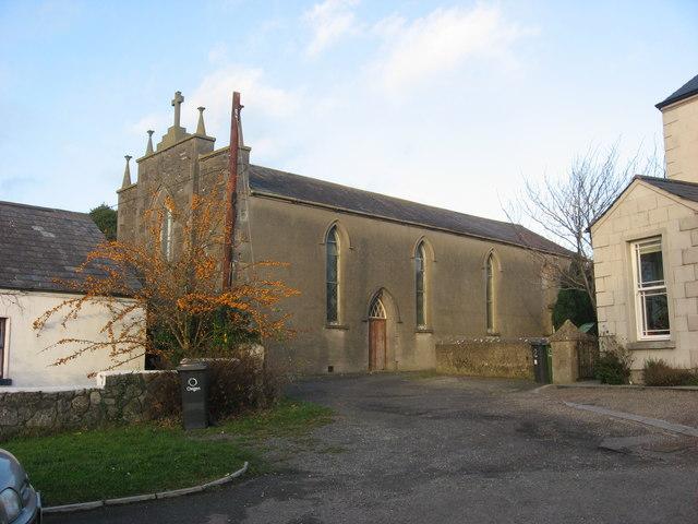 Church at Mornington, Co. Meath