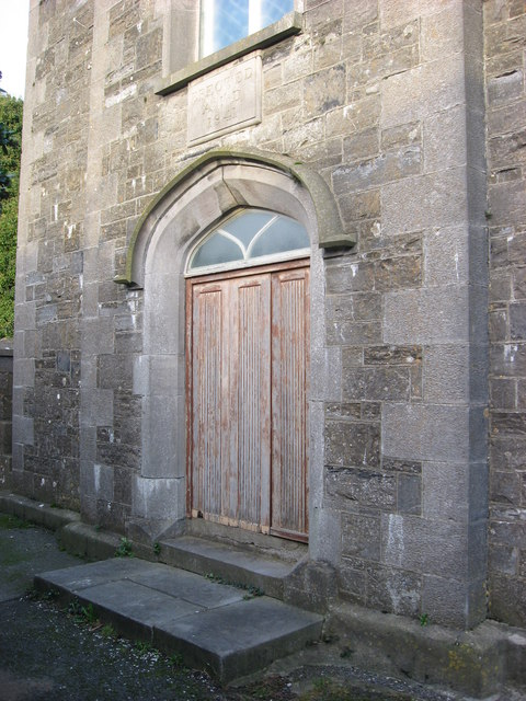 Door of Mornington Church