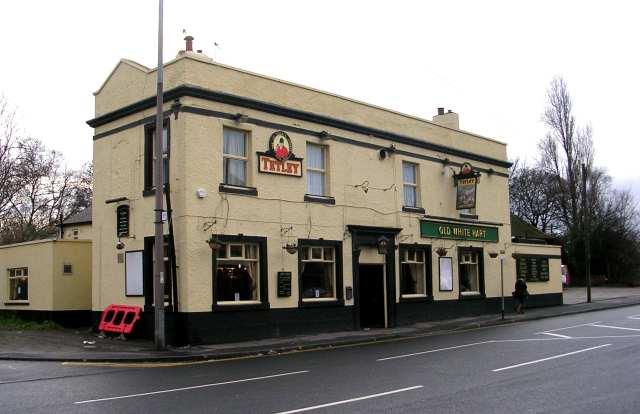 Old White Hart - Town Street