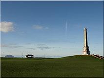 NX1897 : Girvan War Memorial by wfmillar