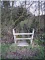 SJ6102 : Footbridge over Sheinton Brook - near Homer S by Row17
