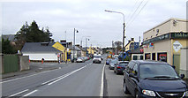 T0652 : Main Street, Camolin, Co. Wexford. by Jonathan Billinger