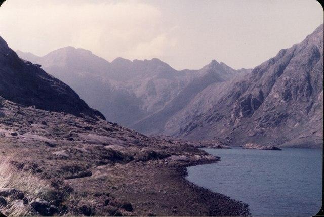Loch Coruisk, Skye by Elliott Simpson