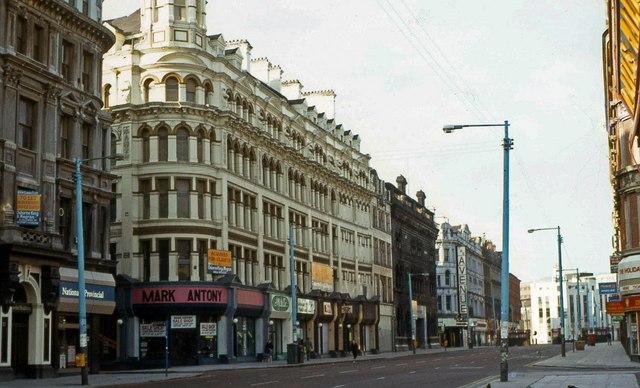 Former Grand Central Hotel, Belfast