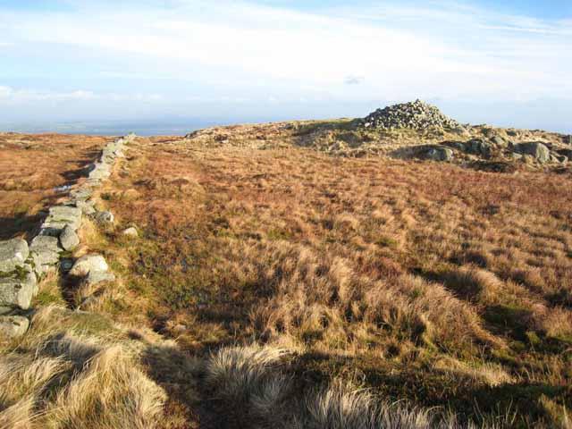 Douglas's Cairn, Criffel