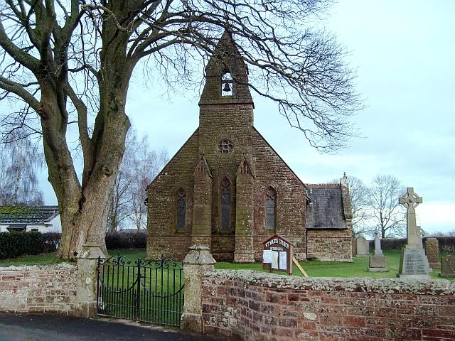 Church of St Mary, Hethersgill