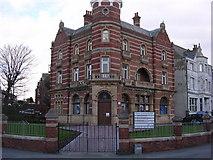 TQ7407 : Bexhill Community Hub, Buckhurst Road, Bexhill by Bill Johnson